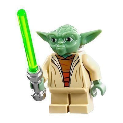 Star Wars building blocks Luke Skywalker Yoda Han Solo Leia Gungan k-3po Thrawn Shaak Ti figures DIY bricks toys for children – pg698