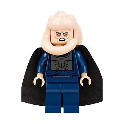 Star Wars building blocks Luke Skywalker Yoda Han Solo Leia Gungan k-3po Thrawn Shaak Ti figures DIY bricks toys for children – pg706