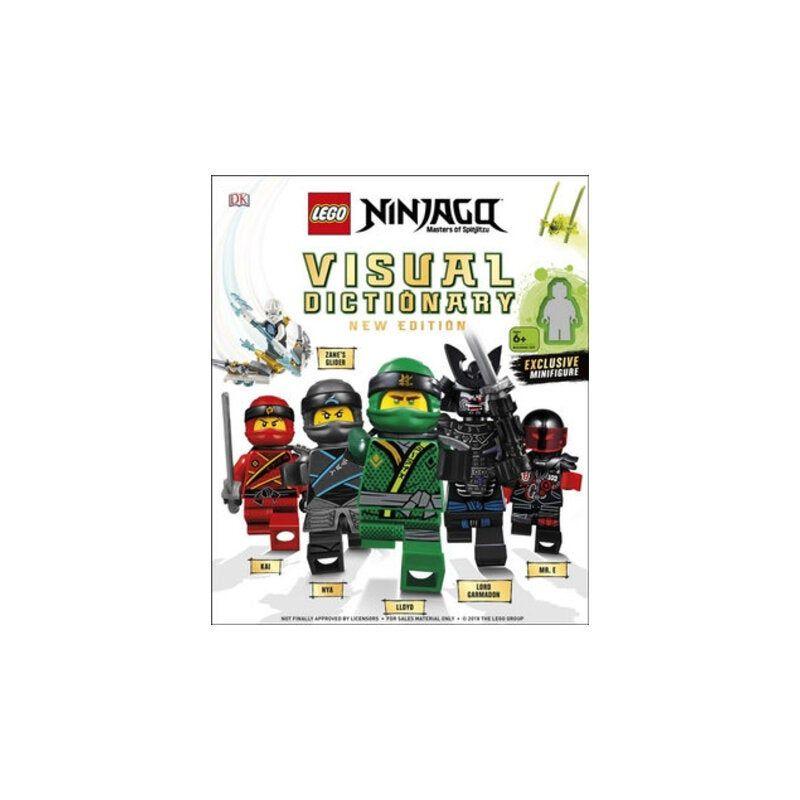 LEGO NINJAGO Visual Dictionary : New Edition