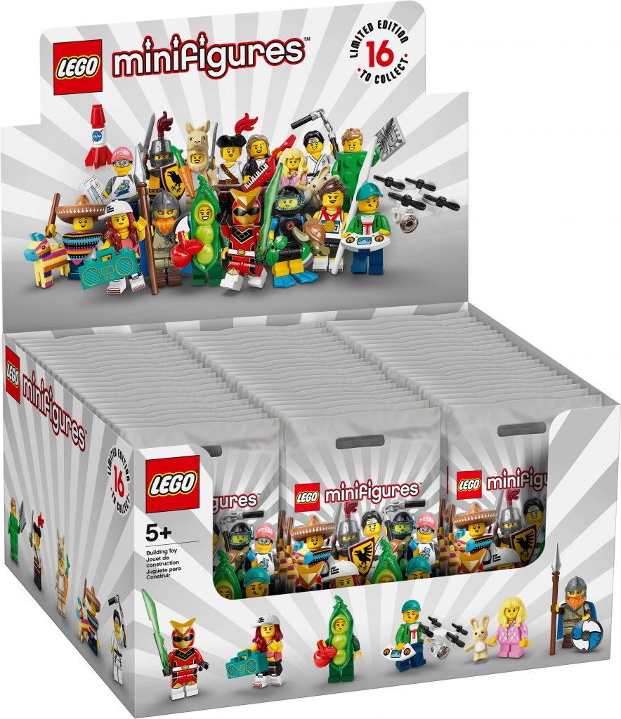 LEGO® Minifigures Series 20 sets 66641 | Minifigures | Buy online at the Official LEGO® Shop US