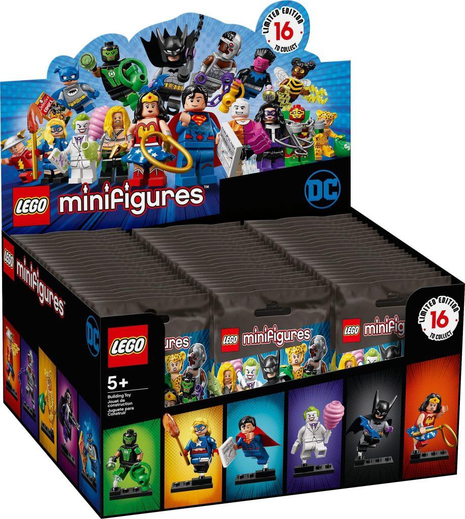 LEGO 71026 MINIFIGURES DC Super Heroes Series random bag