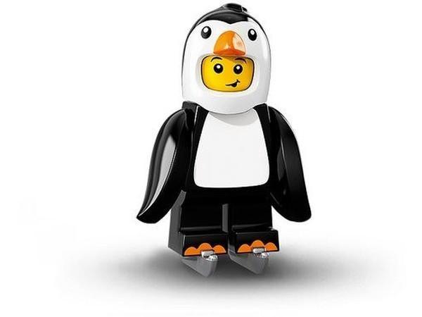 Penguin Boy – Series 16 Lego Minifigure