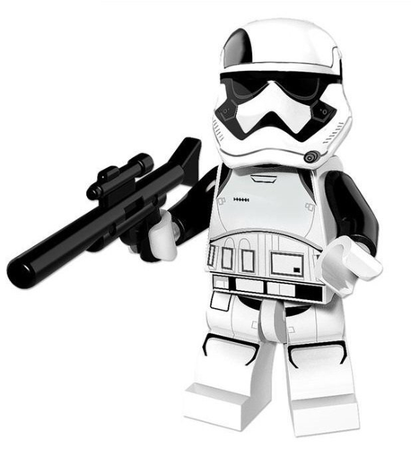 01 Big Bricks Custom Executioner Trooper Star Wars Mavrel DC SuperHeroes Minifigures Toy Mini figure Fit Lego Blocks PG761