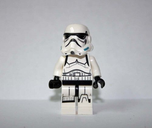Stormtrooper Star Wars Custom Minifigure toy figure