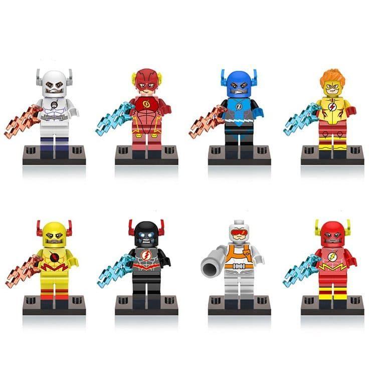 Super Hero Comic Marvel DC Universe Lego Compatible Minifigure – vanytoy.com – LEGO® Minifigures Toys