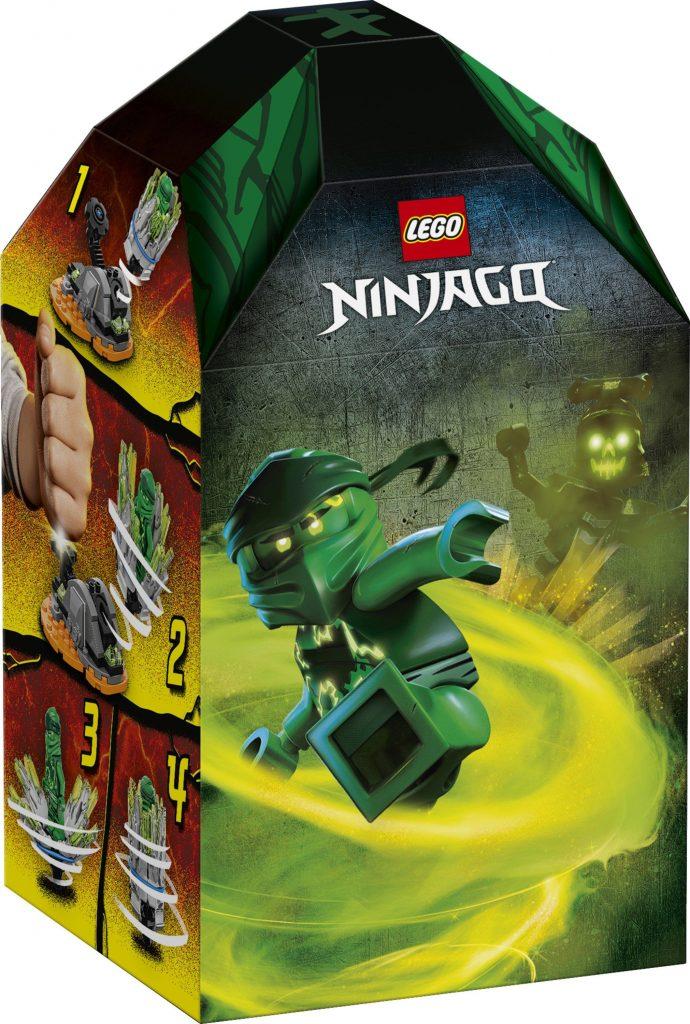 Lego Ninjago Spinjitzu Burst – Lloyd