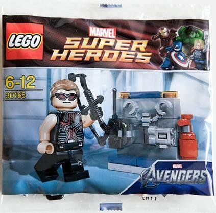 Super Heroes specialpåse Hawkeye med utr. 30165