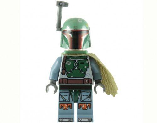 Boba Fett Star Wars Custom Minifigure toy figure bounty hunter