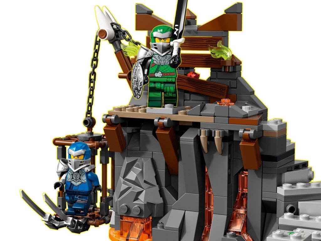 LEGO 71717 Journey to the Skull Dungeons – NINJAGO®