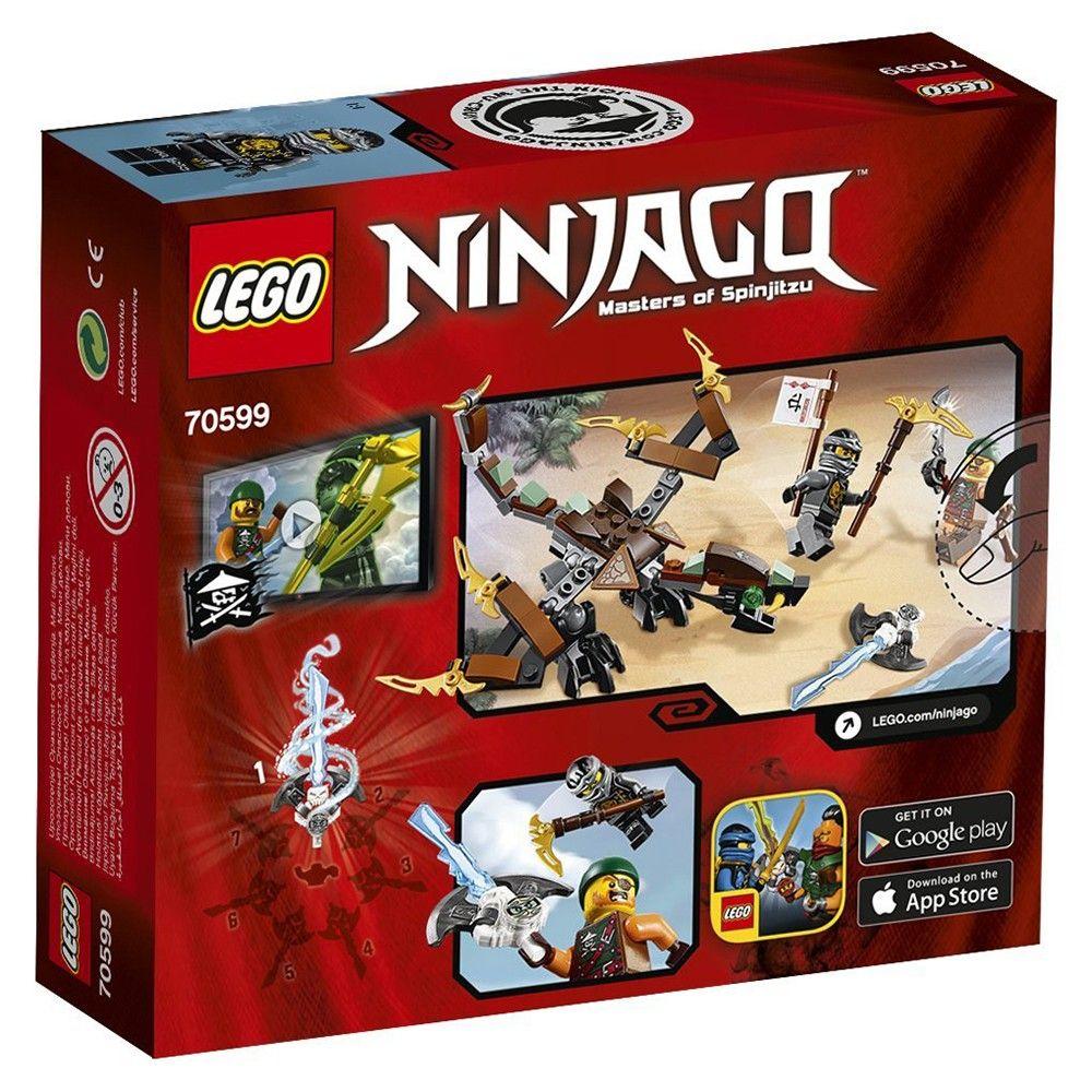 LEGO Ninjago 70599 pas cher, Le dragon de Cole