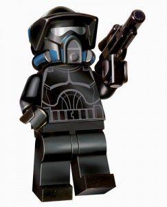 LEGO Shadow ARF Trooper Limited Edition Star Wars Minifigure
