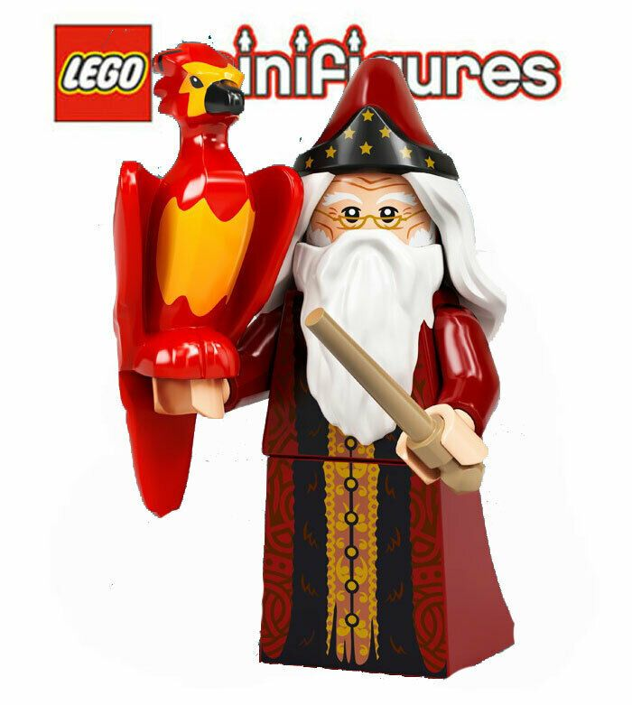 Lego Harry Potter Series 2 Minifigures (71028) for sale online   eBay