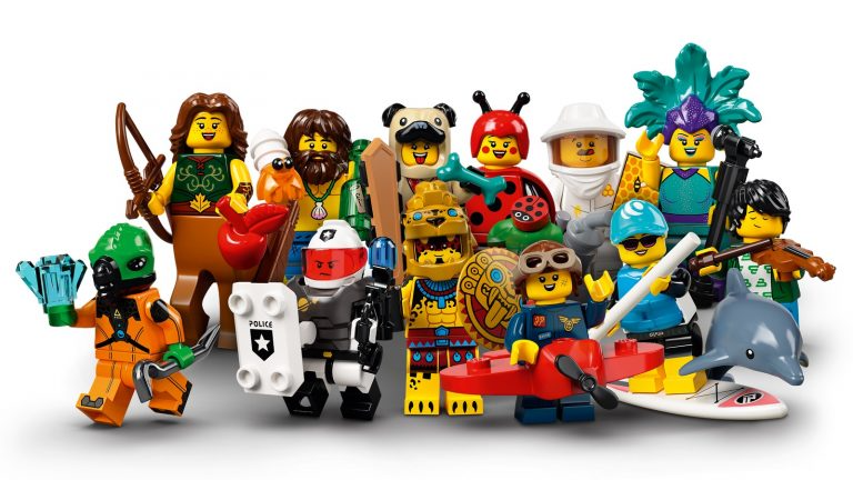 LEGO Collectible Minifigure Series 21 2   The Brothers Brick