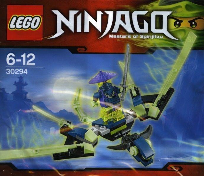 The Cowler Dragon Ninjago LEGO 30294 Polybag 45pcs Retired for sale online   eBay