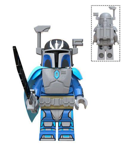 Pre Vizla Star Wars Minifigs Minifigure Fit Lego
