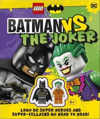 LEGO Batman Batman Vs. The Joker. Julia March Gebunden – Buch