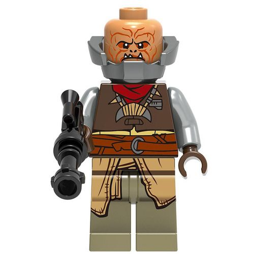 Raider Star Wars Minifigs Minifigure