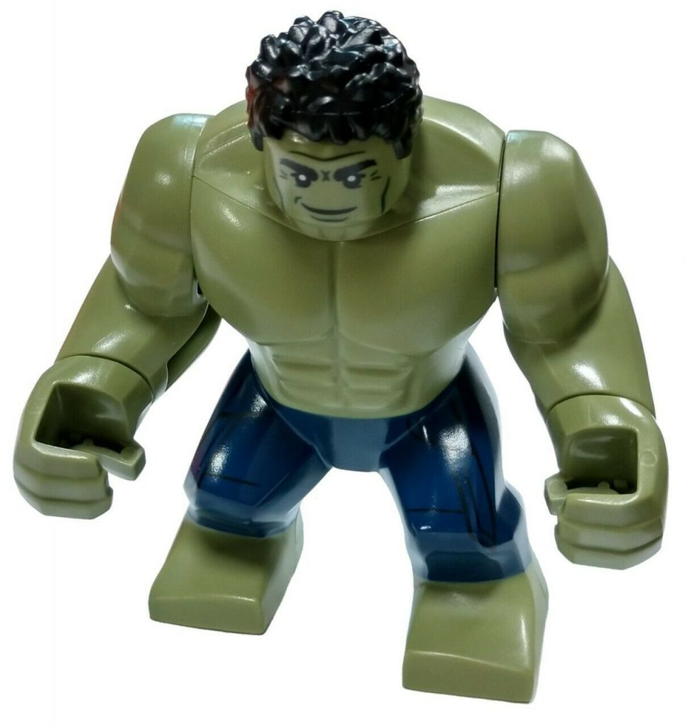 MARVEL AVENGERS DC COMICS custom Minifigures LEGO Batman Superman Hulk Thor LEGGERE ATTENTAMENTE LA
