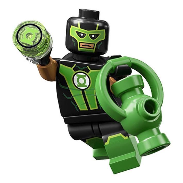 Green Lantern – DC Super Heroes Lego Minifigure