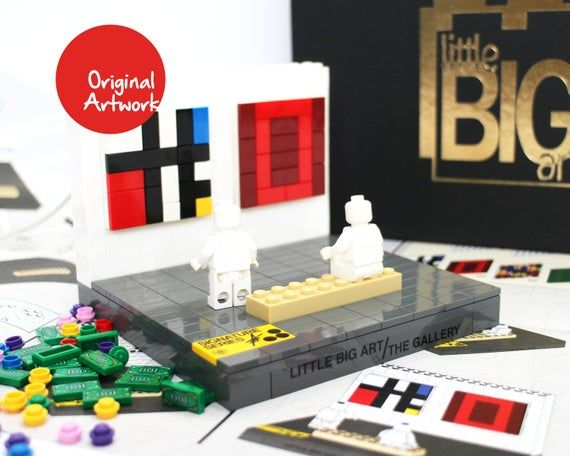 Build-Your-Own Art: Gallery Model – Limited Edition 50