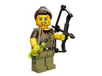 Dino Tracker – Series 12 Lego Minifigure