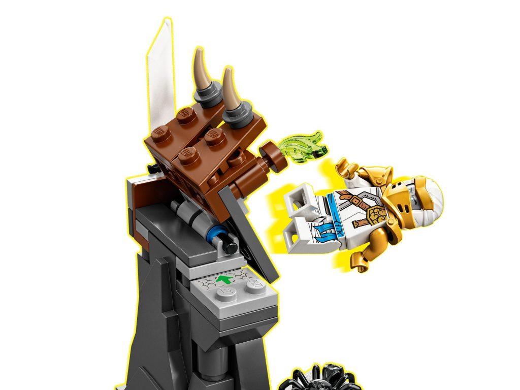 LEGO 71719 Zane's Mino Creature – NINJAGO®