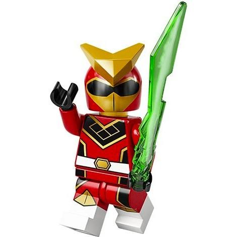 Super Warrior – Series 20 Lego Minifigure