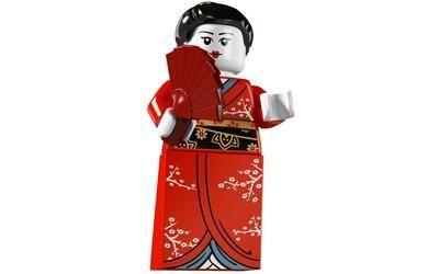 Kimono Girl – Series 4 Lego Minifigure