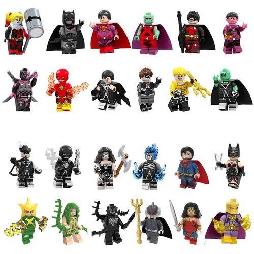 24PCS/Lot Avengers Endgame Marvel Minifigs