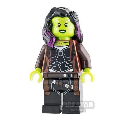 LEGO Super Heroes Mini Figure – Gamora