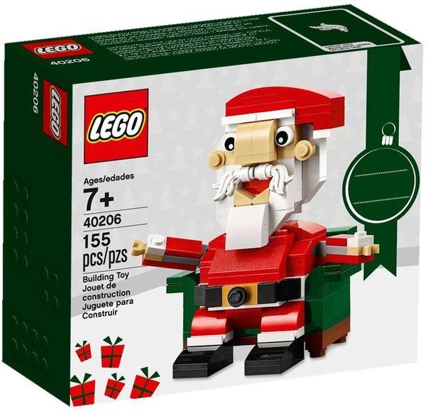 Lego 40206 Santa xmas Limited Edition