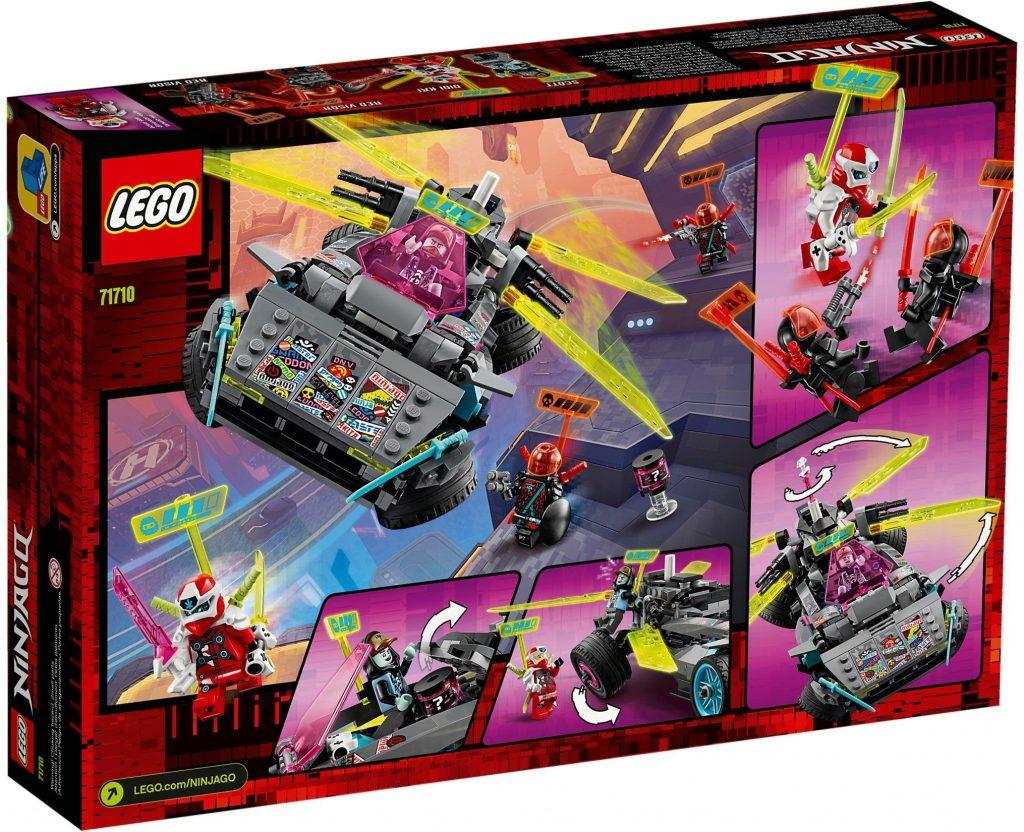 LEGO 71710 Ninja Tuner Car – NINJAGO®