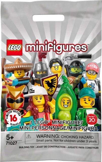 LEGO Series 20 Minifigure 71027 Blind Box 6288905 – Best Buy