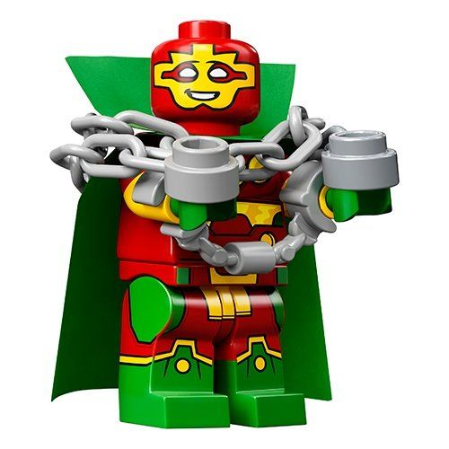 LEGO Minifigures DC Super Heroes Series Mister Miracle (71026)