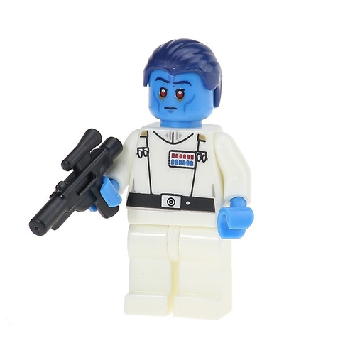 01BigBricks Admiral Thrawn Star Wars Minifigure Lego