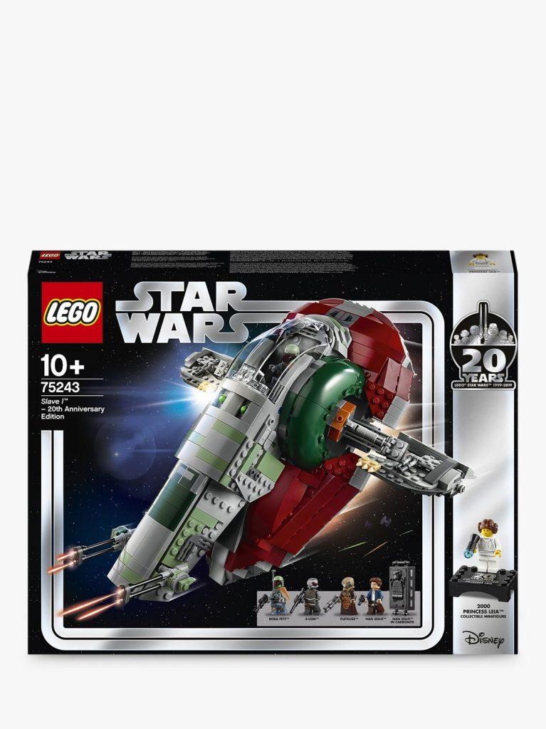 LEGO Star Wars 75243 Slave l – 20th Anniversary Edition Starship