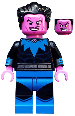 Minifig colsh05 : Lego Sinestro [Collectible Minifigures:DC Super Heroes] – BrickLink Reference Catalog