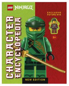 Hardcover Book by Simon Hugo Lego Ninjago Character Encyclopedia New Edition
