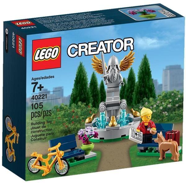 Lego Creator Fountain – 40221