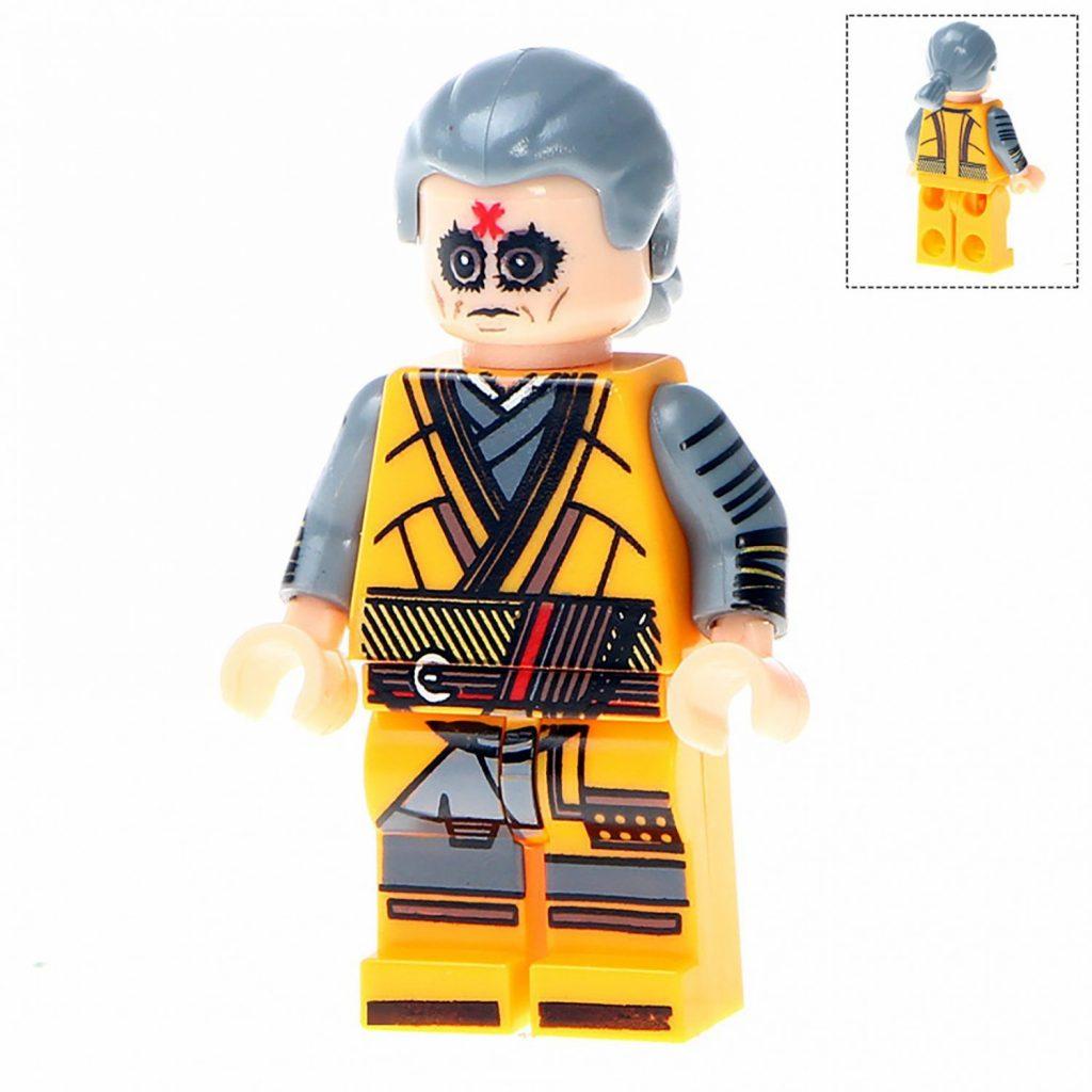 Minifigure Kaecilius Doctor Strange Marvel Super Heroes Compatible Lego Building Block Toys