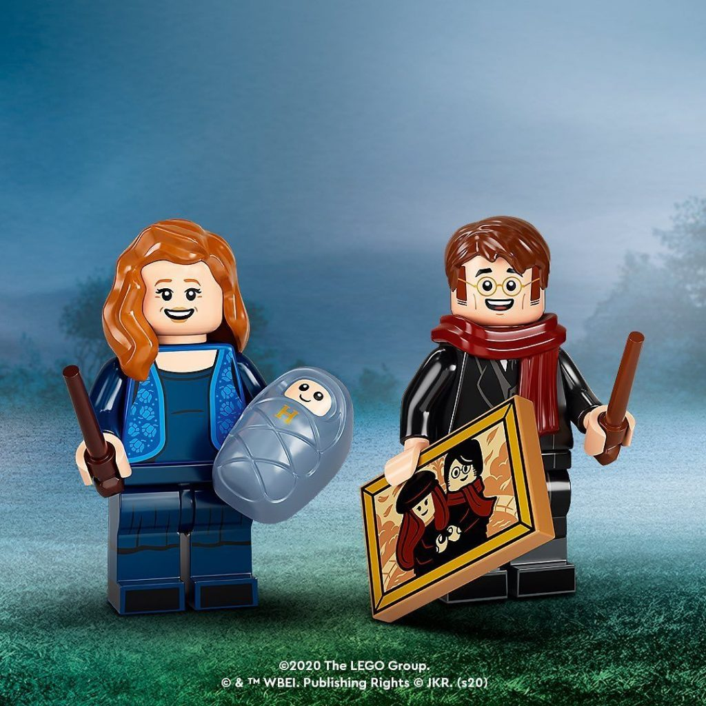 Harry Potter series 2 minifigures officially revealed