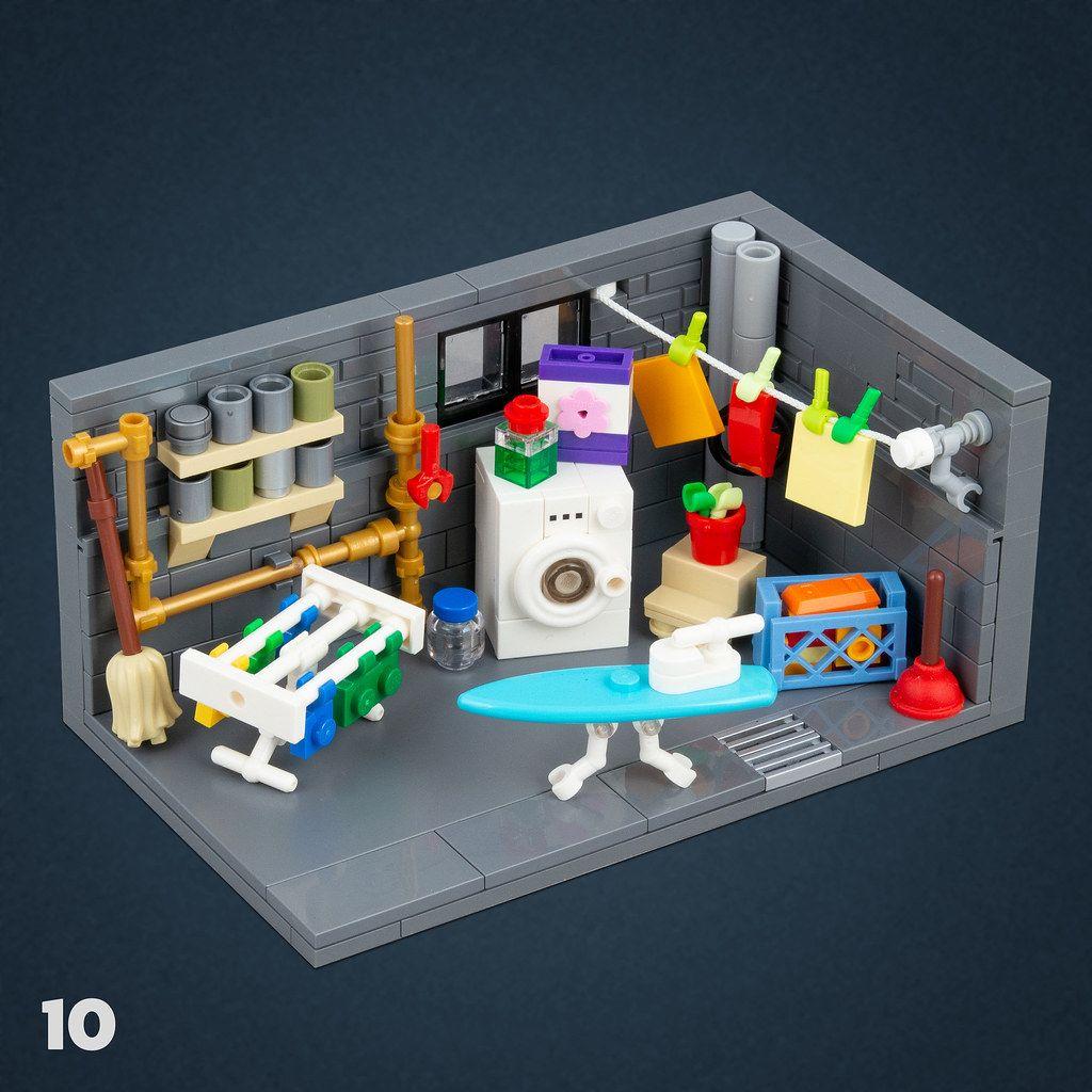 10 – Laundry Room