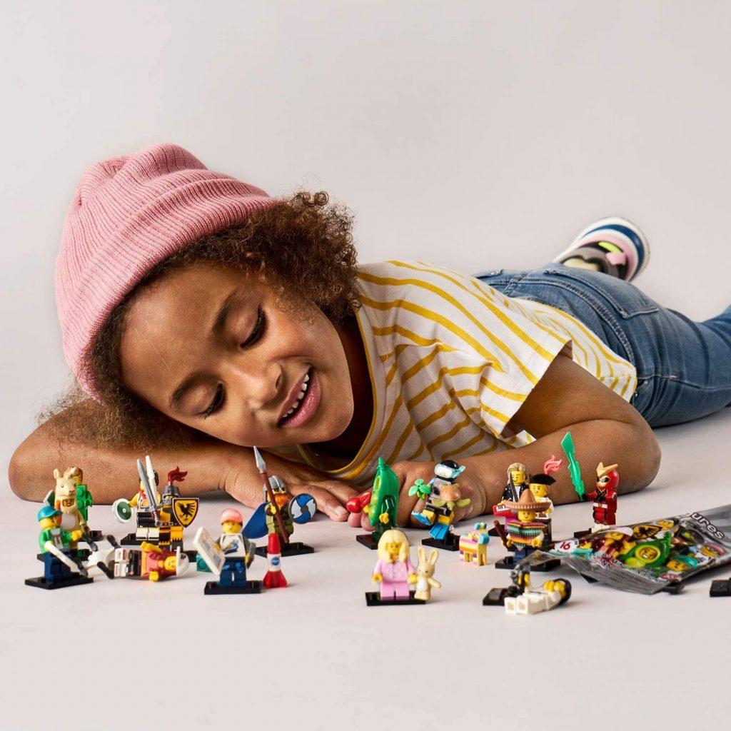 LEGO 71027 Minifigures Series 20
