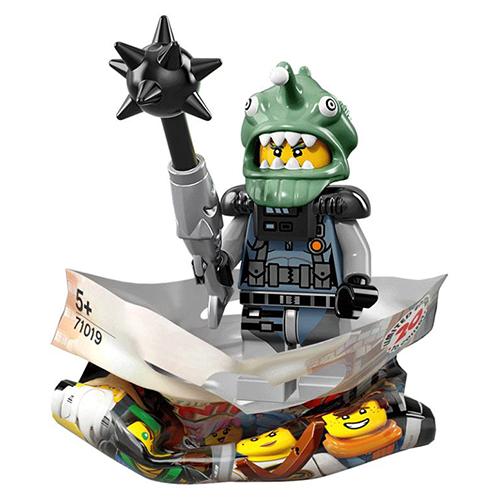 Shark Army Angler – The LEGO NINJAGO Movie LEGO Minifigure