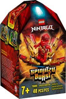 Spinjitzu Burst – Kai 70686 | NINJAGO® | Buy online at the Official LEGO® Shop US