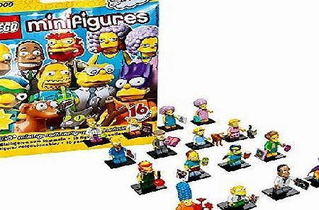 Simpsons Lego Lego Minifigures The Simpson Series 2 Foil Pack  – review, compare prices, buy online