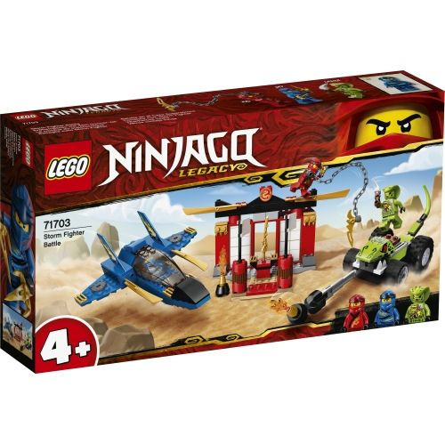 Storm Fighter Battle LEGO NINJAGO 71703 By LEGO