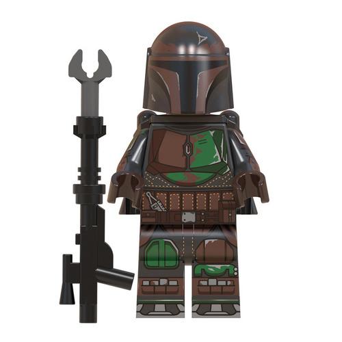 Mandalorian Star Wars Minifigs Minifigure