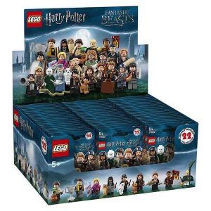 LEGO Minifigures 71022 The Wizarding World of Harry Potter series New/sealed box of 60