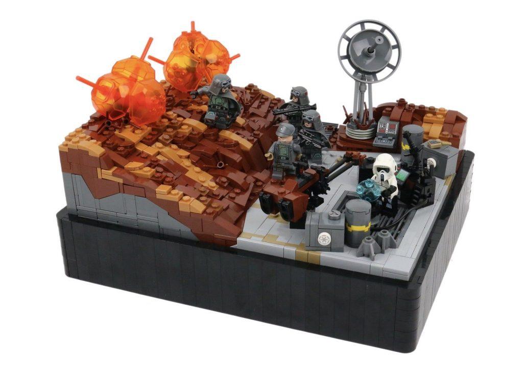 Battle of Mimban / Back to building :D